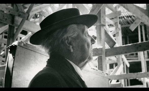 """""""Frank Lloyd Wright: From Within Outward"""""""