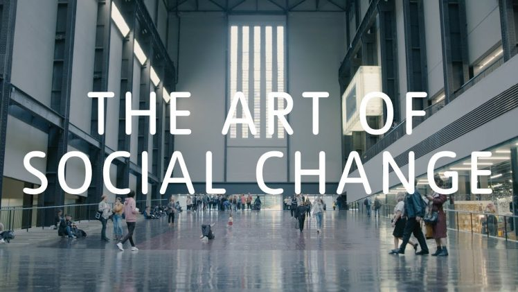 Tania Bruguera and Tate Neighbours – The Art of Social Change | Tate Exchange