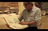 Gerald Scarfe on Rude Britannia | TateShots
