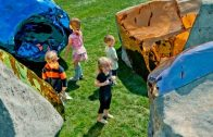 Explore 360° of Jim Hodges' Sculptural Boulders