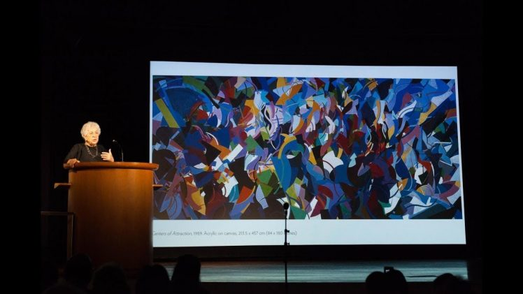 Artist Talk: Samia Halaby