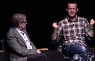 In Conversation: Joe Dowling and Enda Walsh