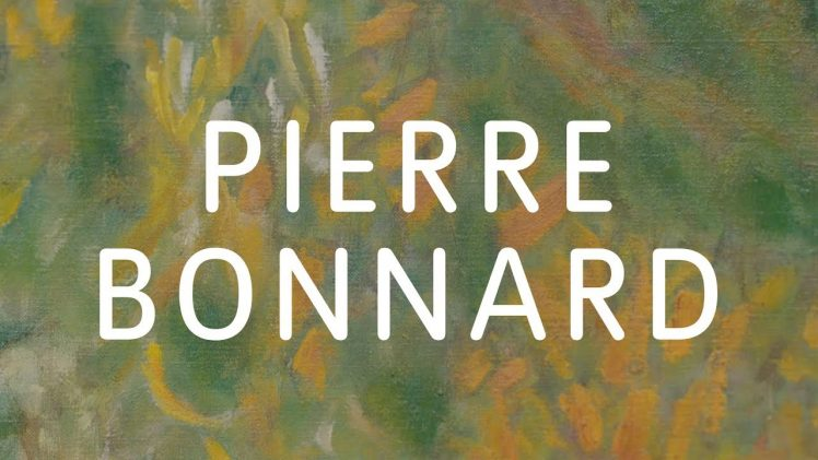 The C C Land Exhibition: Pierre Bonnard – The Colour of Memory | Tate