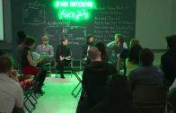 Blackboard Conversation: Brad Butler, Avery Gordon, Sharon Hayes, and Karen Mirza