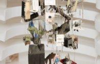 Installing Maurizio Cattelan with Fabricator Richard Avery