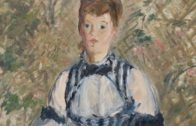 Unveiling Édouard Manet's Woman in Striped Dress