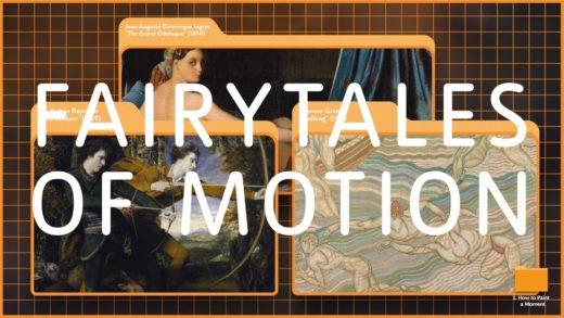 Fairytales of Motion by Alan Warburton   Tate Exchange