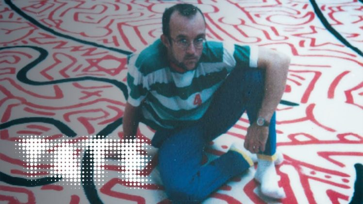 Artist Keith Haring's Journals – 'I'm Glad I'm Different' | TateShots