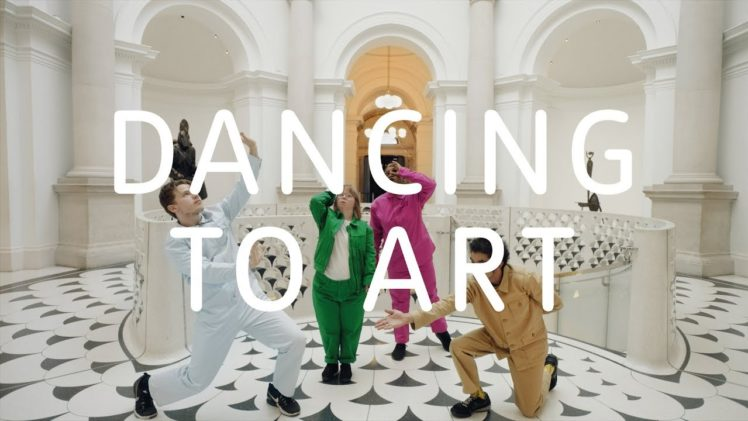 Dancing to Art | Tate