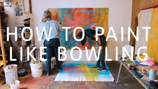 How to Paint Like Frank Bowling | Tate