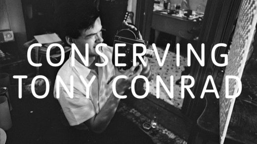 Tony Conrad – Keeping An Artwork Alive | Tate