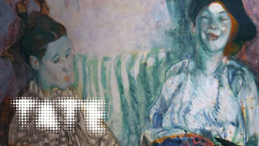 Loveday and Ann by Frances Hodgkins | Audio Description | Tate